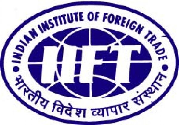Logo of Indian Institute of Foreign Trade (IIFT Delhi)