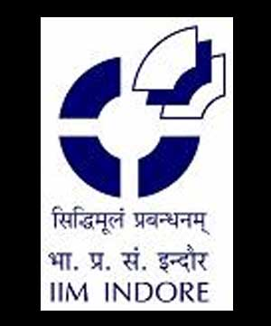 Logo of Indian Institute of Management Indore (IIM-I)