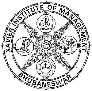 Logo of Xavier University Bhubaneswar - XIMB