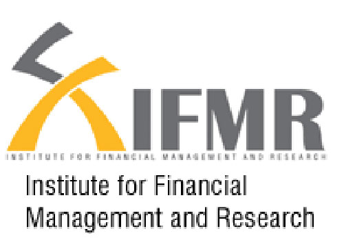Logo of Institute for Financial Management & Research (IFMR)