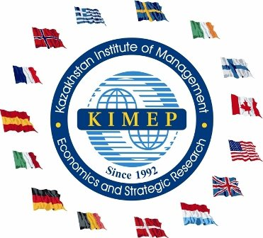 Logo KIMEP University