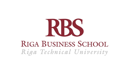 Logo Riga Technical University - Riga Business School