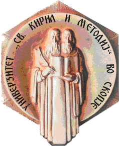 Logo University Ss Cyril and Methodius