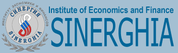 "Logo Institute of Economics and Finance - Business School ""Sinerghia"""