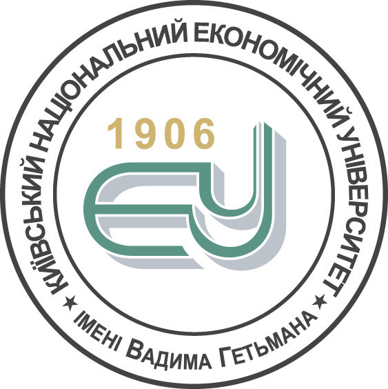 Logo KNEU - Kiev National Economic University
