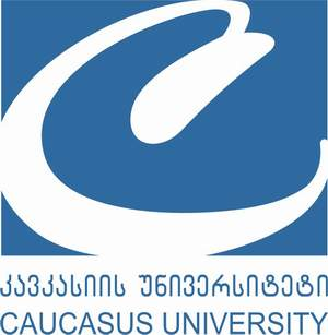 Logo of Caucasus University