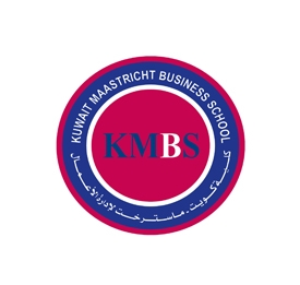 Logo of Kuwait Maastricht Business School