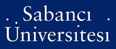 Logo of Sabanci Üniversitesi