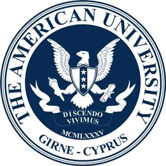 Logo of Girne Amerikan Üniversitesi (Gau)