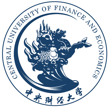 Logo of Central University of Finance and Economics (CUFE)