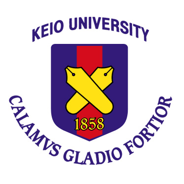 Logo of Keio University