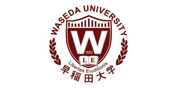Logo Waseda University