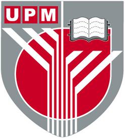 Logo of Universiti Putra Malaysia (UPM)