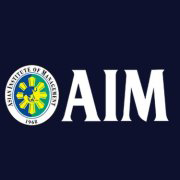 Logo AIM - Asian Institute of Management - W. Sycip Graduate School of Business