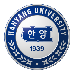 Logo of Hanyang University