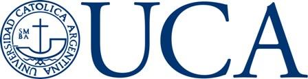 Logo  Pontificia Universidad Católica Argentina (UCA) Escuela de Negocios