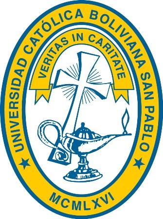 Logo Universidad Católica Boliviana