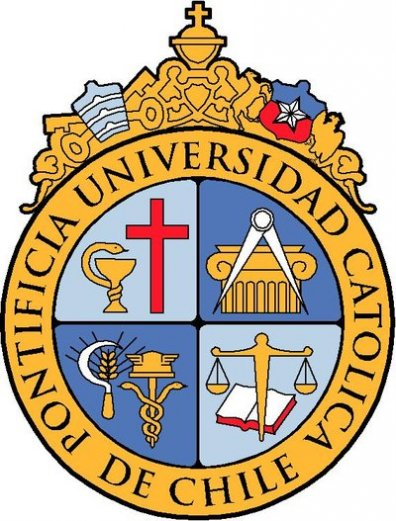 Logo Pontificia Universidad Católica de Chile