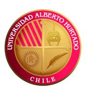 Logo of Universidad Alberto Hurtado