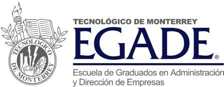 Logo EGADE Business School