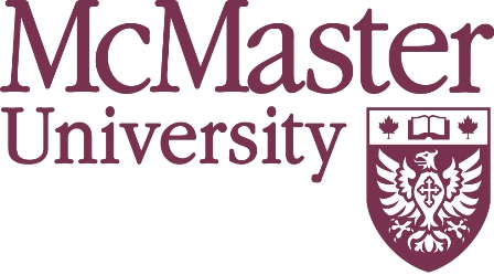 Logo McMaster University - DeGroote School of Business - Newhouse School of Public Communications