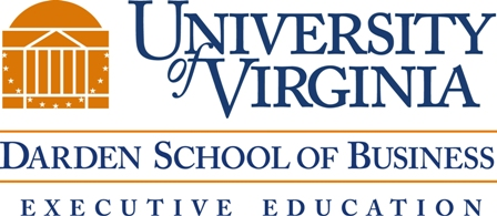 Logo University of Virginia - Darden Graduate School of Business
