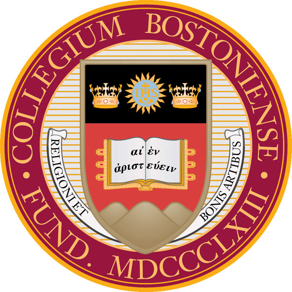 Logo Boston College - Law School
