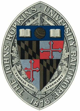 Logo of Johns Hopkins University