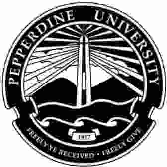 Logo of Pepperdine University