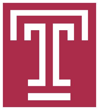Logo Temple University