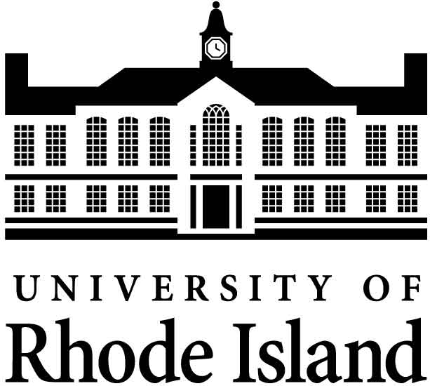 Logo University of Rhode Island - The TMD Department