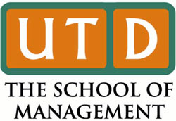 Logo University of Texas at Dallas - Naveen Jindal School of Management