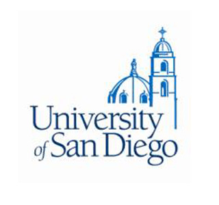 Logo University of San Diego - College of Business