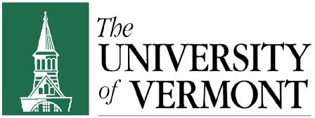 Logo of University of Vermont