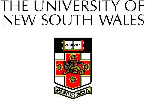 Logo University of South Wales - UNSW Business School