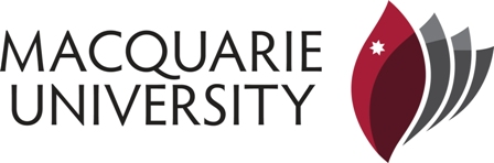 Logo Macquarie University - International college of management