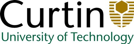 Logo Curtin University