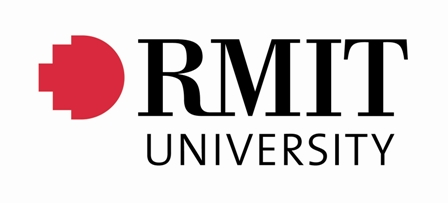 Logo RMIT University - School of Media and Communication