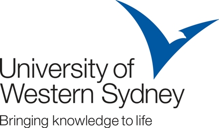 Logo University of Western Sydney - Centre for Infrastructure Engineering
