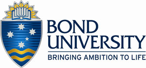 Logo of Bond University