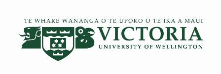 Logo Victoria Universitty - Victoria Graduate School of Business