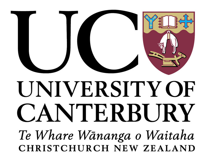 Logo University of Canterbury Business School