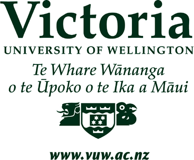 Logo Victoria University of Wellington - Victoria Business School
