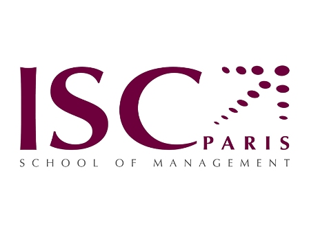 Logo of ISC Paris Business School