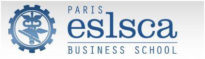 Logo Paris ESLSCA Business School