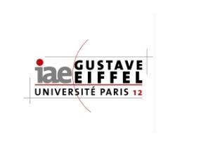 Logo Université Paris Est Créteil - UPEC - UFR de Sciences Economiques et de Gestion