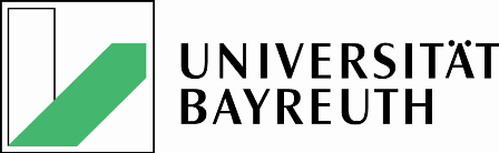 Logo Universität Bayreuth - Faculty of Cultural Studies