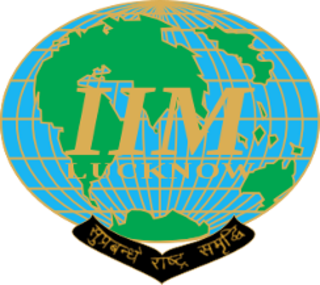Logo Indian Institute of Management Lucknow (IIM-L)