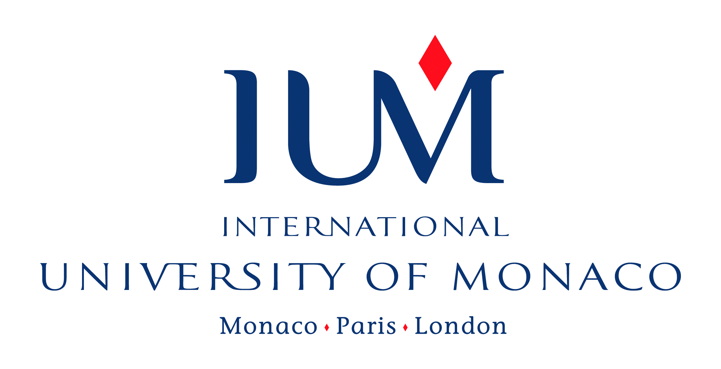 Logo of International University of Monaco (IUM)