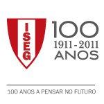 Logo ISEG - Lisbon School of Economics and Management, Universidade de Lisboa